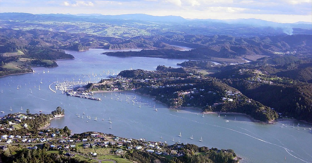Opua & Okiato Point